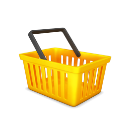 Free Icons: Shopping cart Icon | Buildings